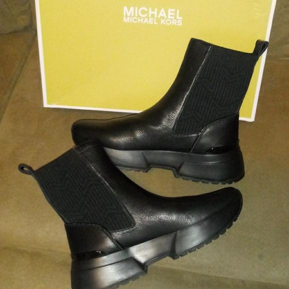 michael michael kors cosmo leather